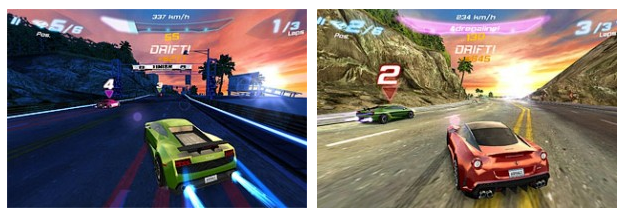 Скачать asphalt 6 adrenaline hd android