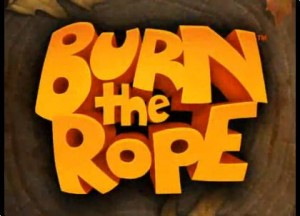 скачать burn the rope android