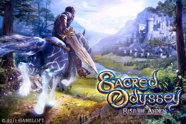 sacred odyssey android