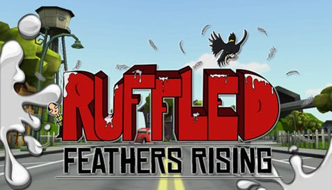 Ruffled feathers rising android