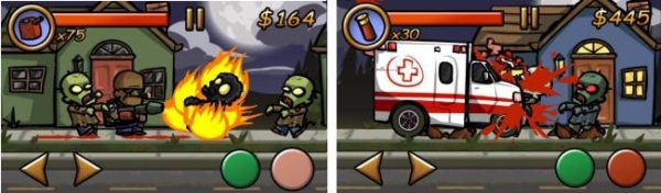 zombieville usa android