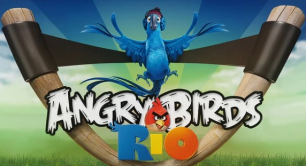 angry birds rio android скачать