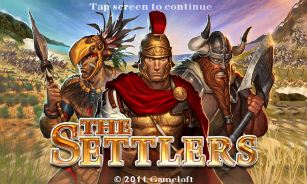 the settlers hd android
