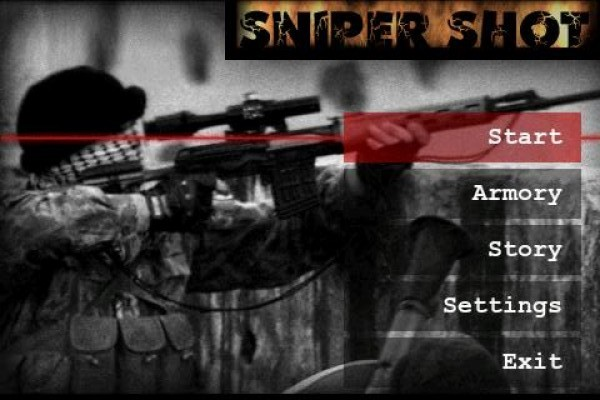 sniper shot! android