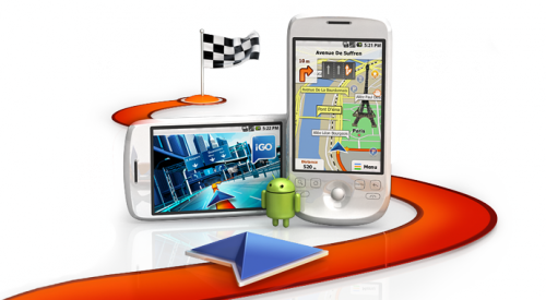 iGO My Way 2009 Android
