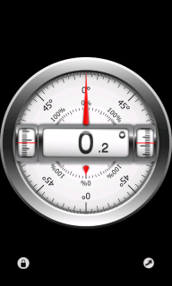 Clinometer Android