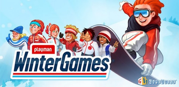 Playman winter games android