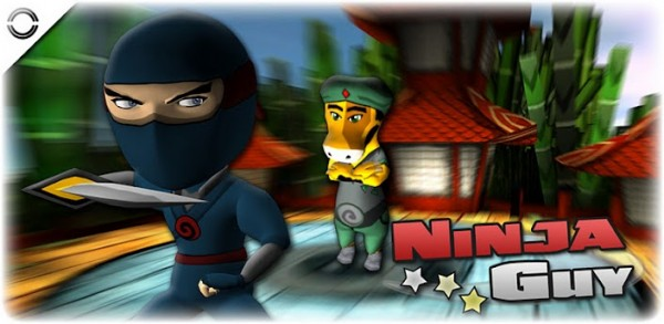 Ninja guy android