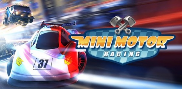 Mini motor racing android