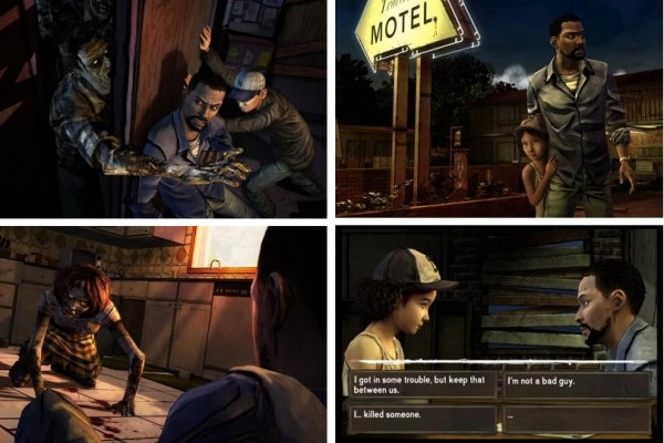 Скачать Walking Dead: The Game для android
