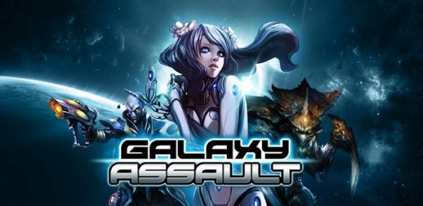 Galaxy assault android