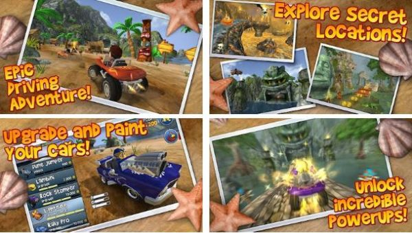 Скачать beach buggy blitz для android