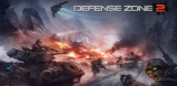 Defense zone 2 android