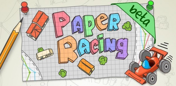 Paper racing android