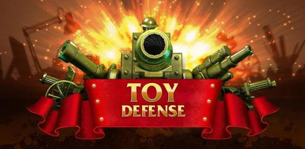 Toy defense android
