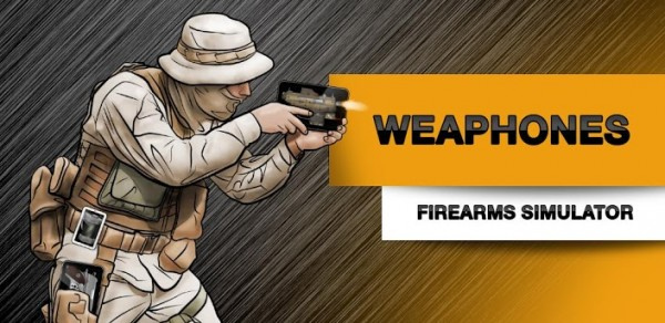 Weaphones Firearms Simulator на Андроид