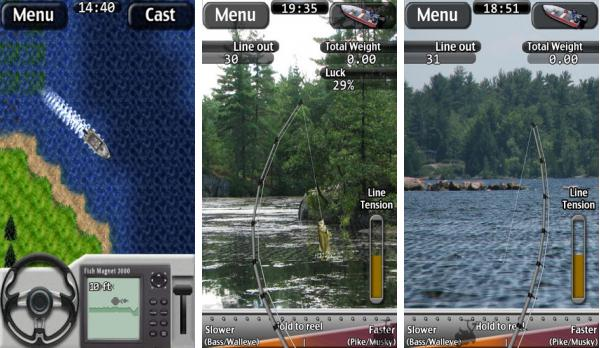 скачать YA Fishing Lite для android