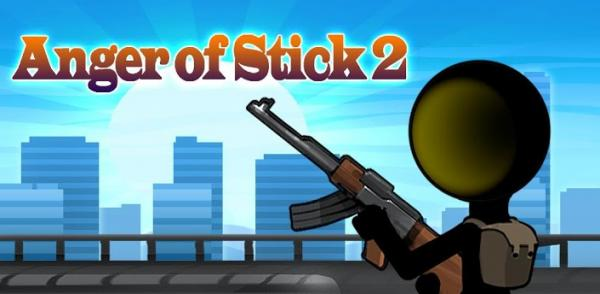 Anger of Stick 2 android