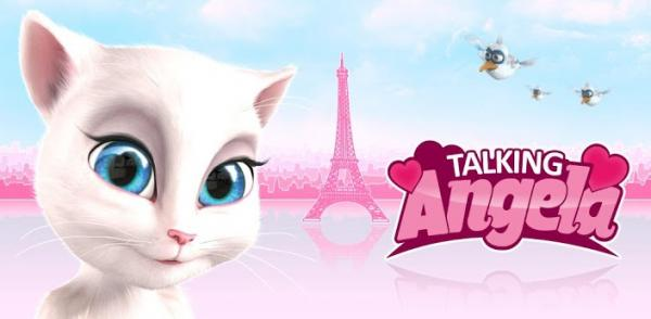 Talking Angela android