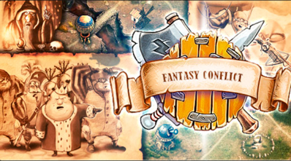 Fantasy conflict android