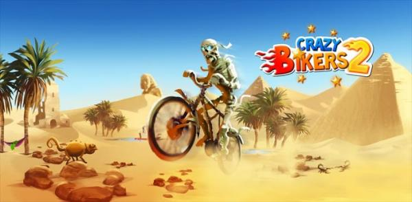 Crazy Bikers 2 android