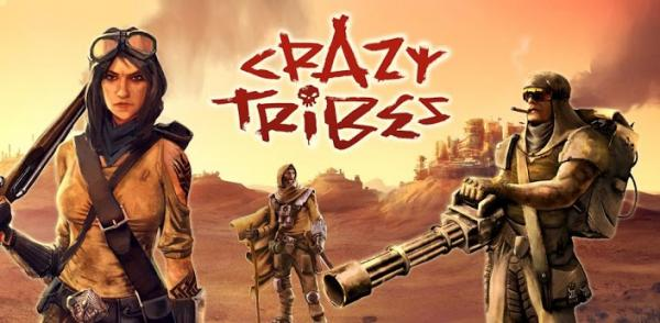Crazy Tribes android