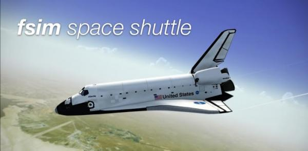F Sim Space Shuttle android