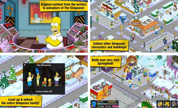 The Simpsons: Tapped Out — Википедия