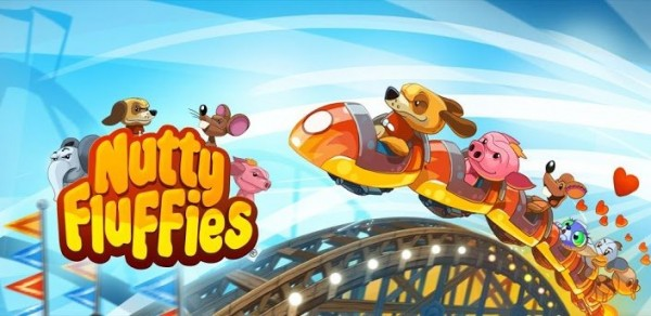Nutty fluffies rollercoaster на андроид
