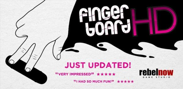 Fingerboard HD android