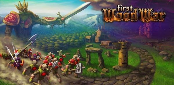 First Wood War android