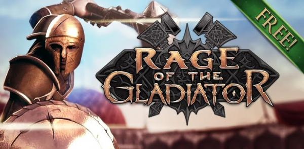 Rage of the Gladiator android