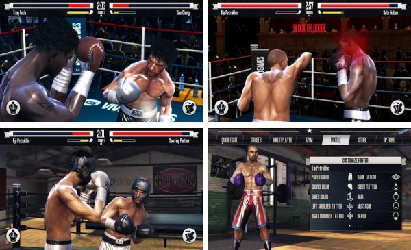 скачать Real Boxing для android