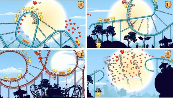 Скачать nutty fluffies rollercoaster для android