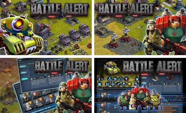 скачать Battle Alert Red Uprising для android
