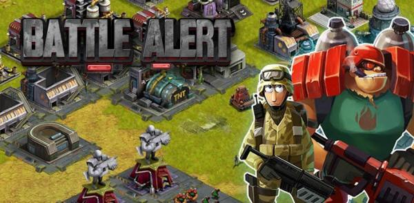 Battle Alert Red Uprising android