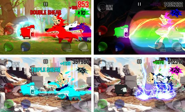 скачать Color Sheep для android