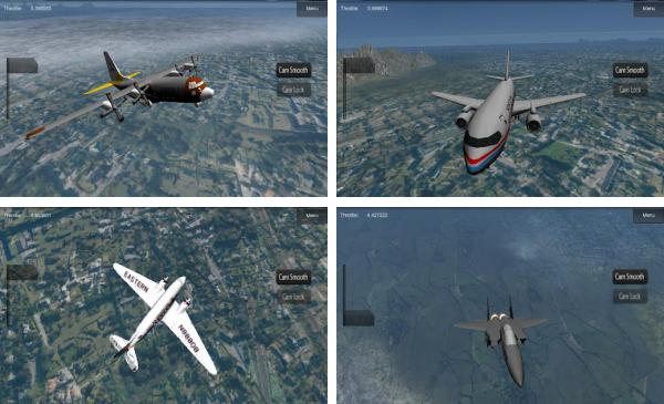 скачать Flight Simulator для android