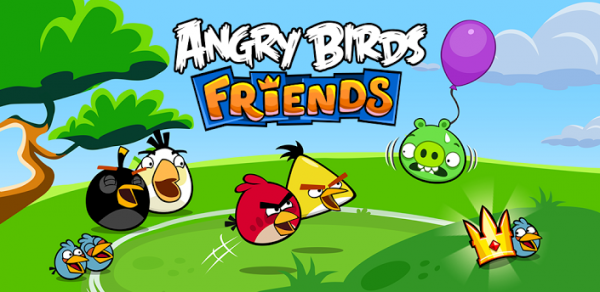 Angry birds friends android