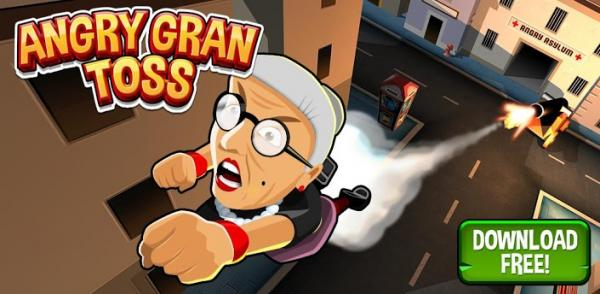 Angry Gran Toss android