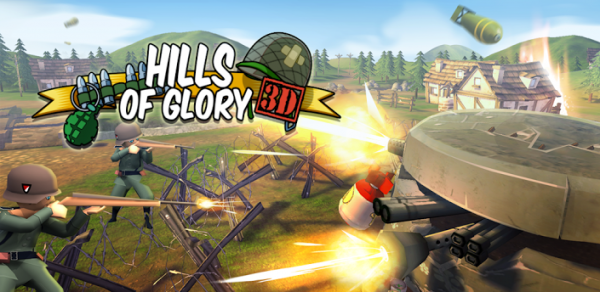Hills of Glory 3D Android