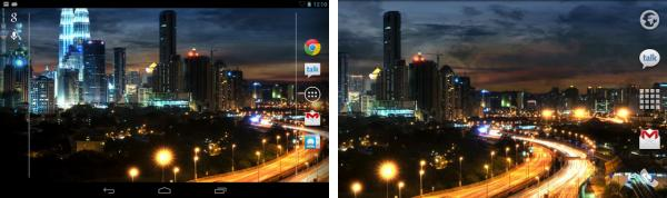 скачать City at Night Live Wallpaper для android