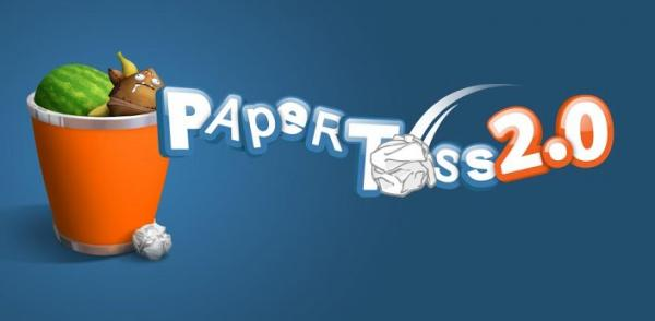 Paper Toss 2 android
