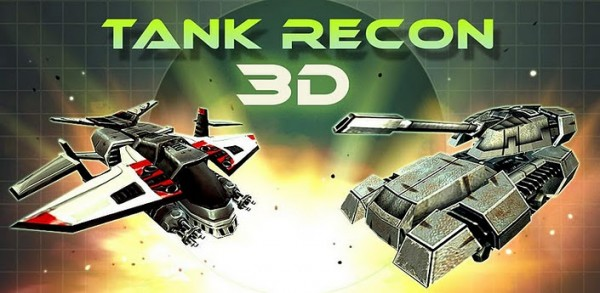 Tank Recon 3D Android