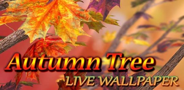 Autumn Tree Live Wallpaper android