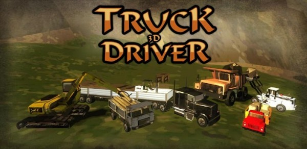 Truck Driver 3D Android