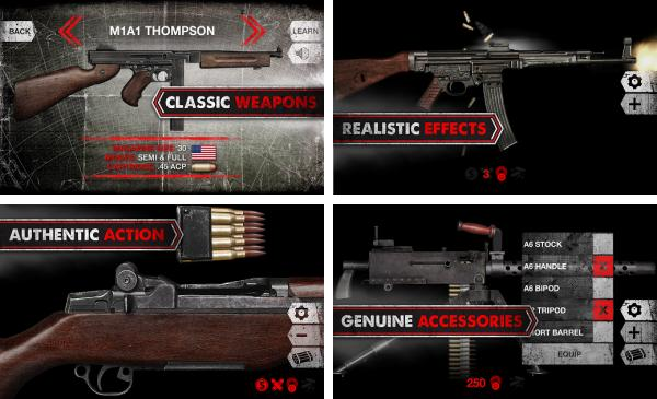 скачать Weaphones WW2 Firearms Sim для android
