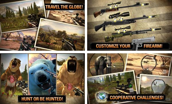 скачать DEER HUNTER 2014 для android