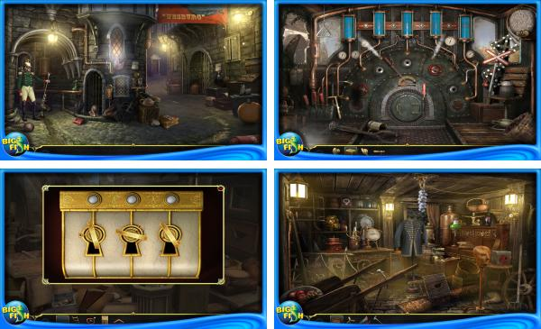скачать Depths of Betrayal CE для android