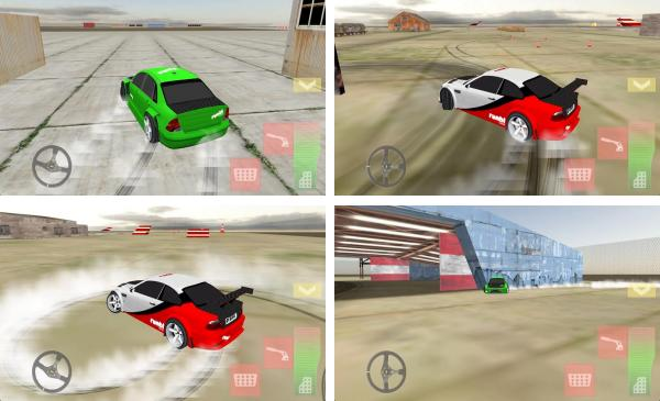 скачать Driftkhana Freestyle Drift App для android